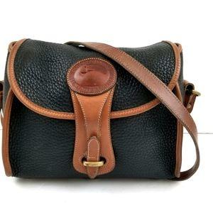 Dooney & Bourke Vintage Leather Shoulder Handbagq